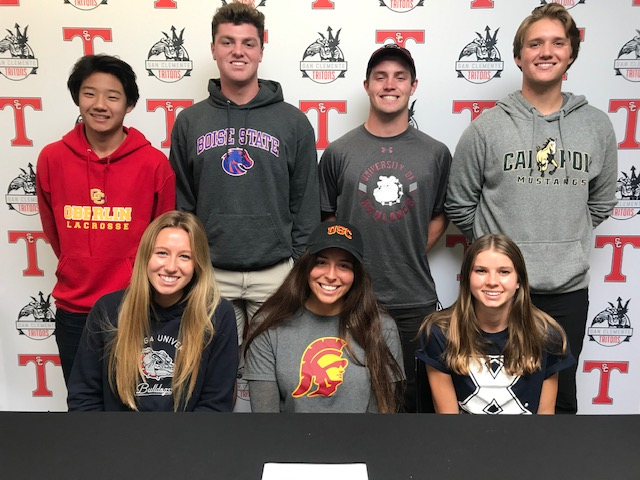 San Clemente High Wins 15 League Championships; 22 Class of '19 Graduates to Compete at Collegiate Level