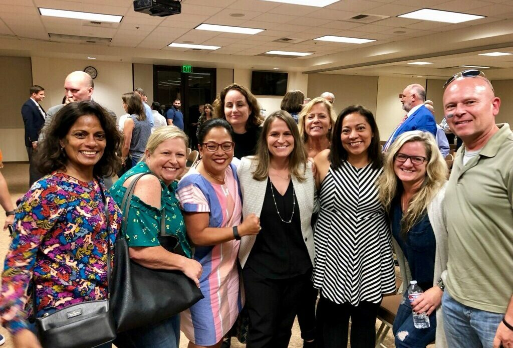Capistrano Unified Board of Trustees Appoint Castellanos to Trustee Area 5