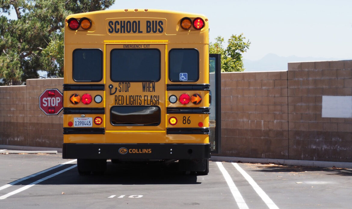CUSD Bus Drivers Keep Safety Top Priority All Year Long and Celebrate National School Bus Safety Week