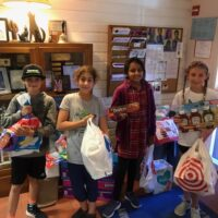 CUSD Schools Celebrate the Season of Giving